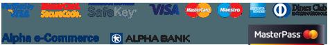Ασφάλεια συναλλαγών & Τρόποι πληρωμής