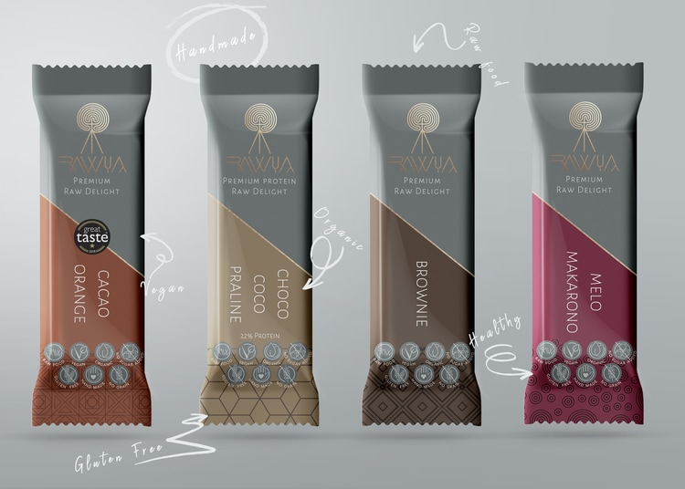 Rawyal - Premium Organic Delights