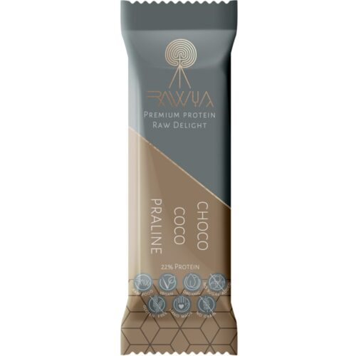 choco coco pralin energy delight bar